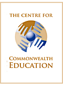 Centre for Commonwealth Education logo