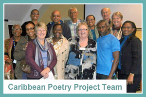 Caribbean Poetry Project Team